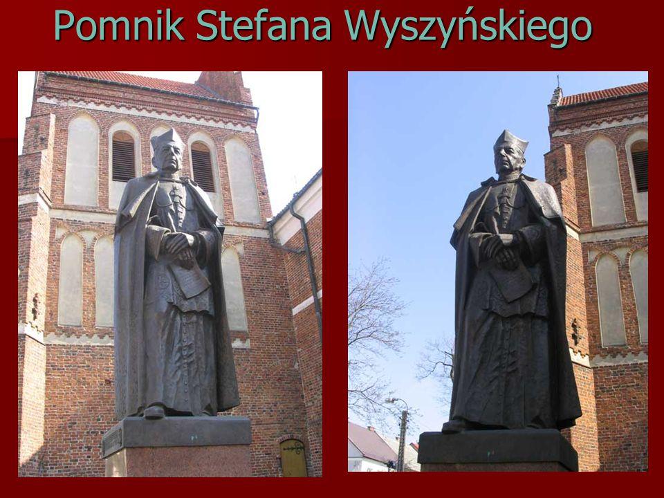 Pomnik Stefana Wyszyńskiego