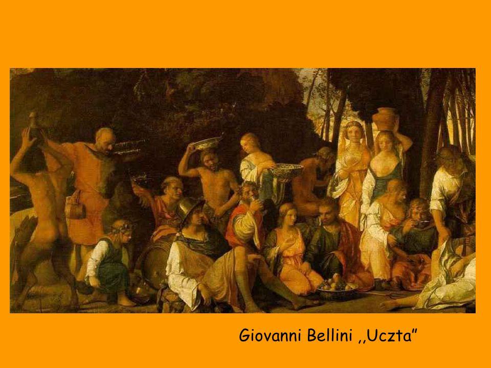 """Giovanni Bellini,,Uczta"""""""