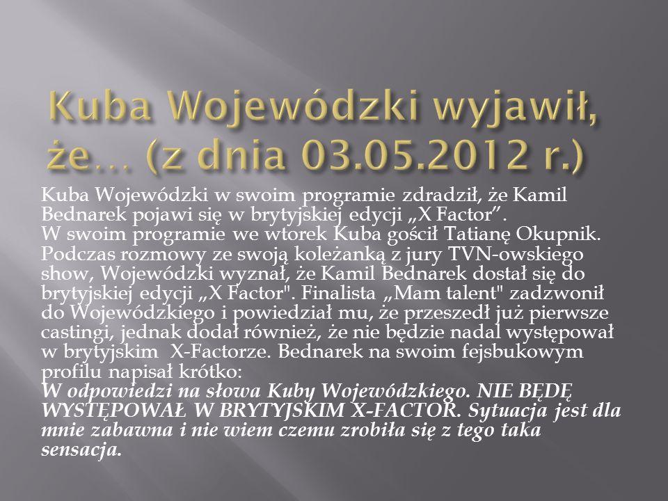 """Lista utworów z p ł yty """"Jestem… 1.Think About Tomorrow."""