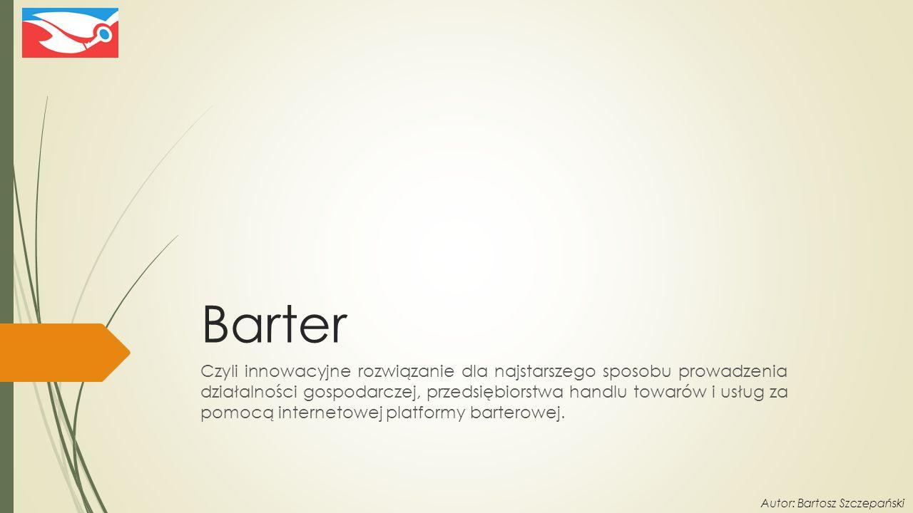 Historia Barteru