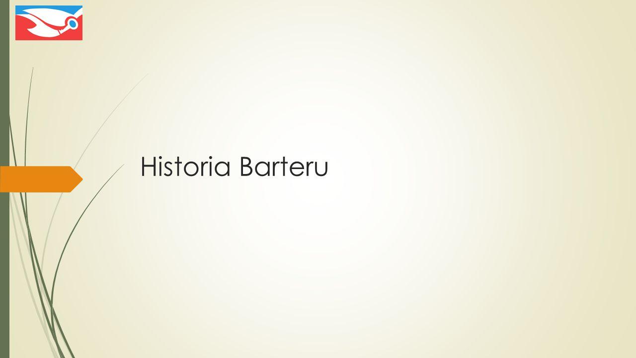 Na obecną chwilę barter stanowi 30% światowych transakcji handlowych.