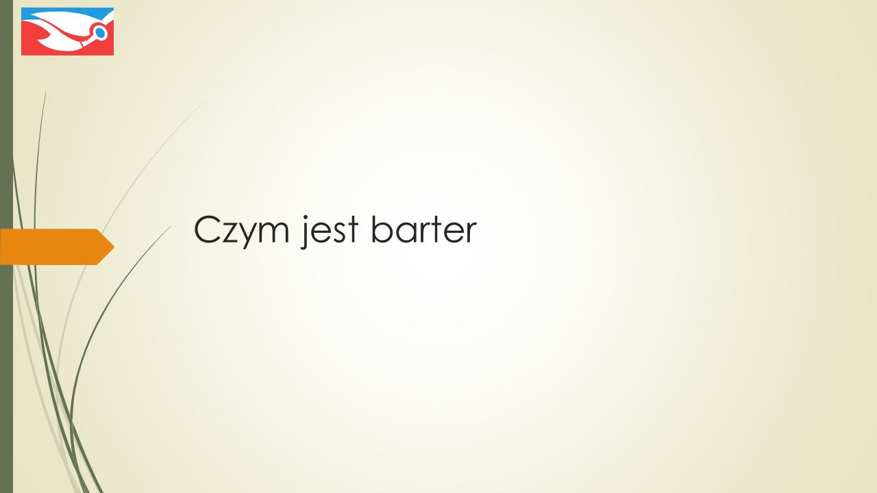 Czym jest barter