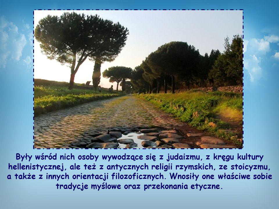 Także w naszych wspólnotach chrześcijańskich, choć wszyscy są umiłowani przez Boga i święci wskutek powołania (1,7) nie brakuje, podobnie jak w tych rzymskich, dysharmonii oraz kontrastów związanych z różnymi sposobami widzenia i różnicami kulturowymi.