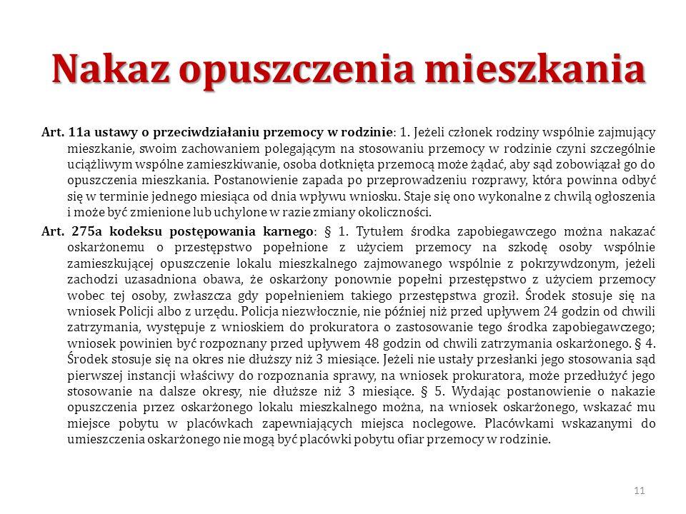 Art.304 kodeksu postępowania karnego § 1.