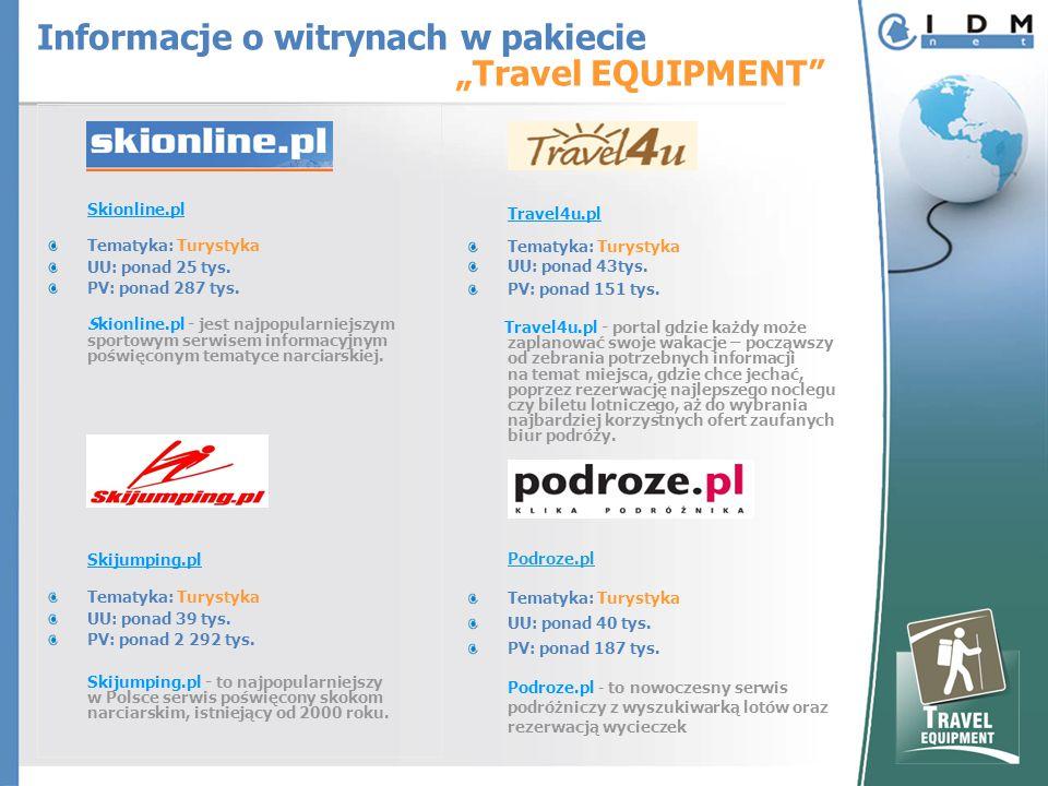 Skionline.pl Tematyka: Turystyka UU: ponad 25 tys.