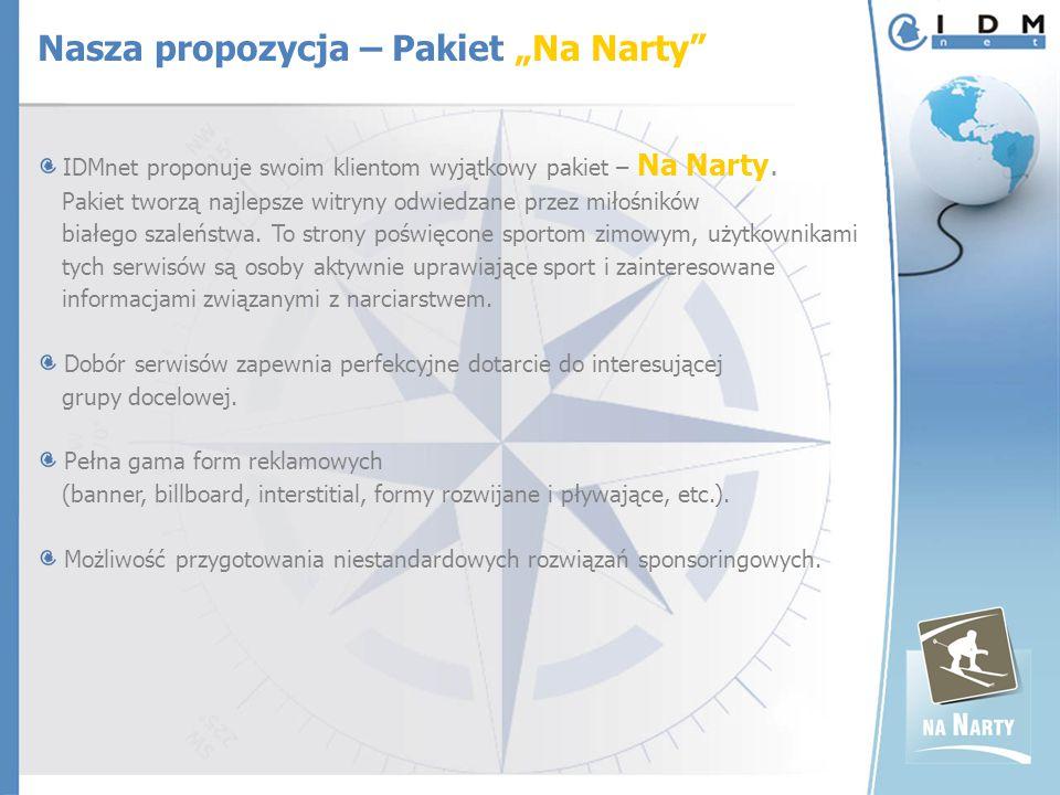 IDMnet proponuje swoim klientom wyjątkowy pakiet – Na Narty.