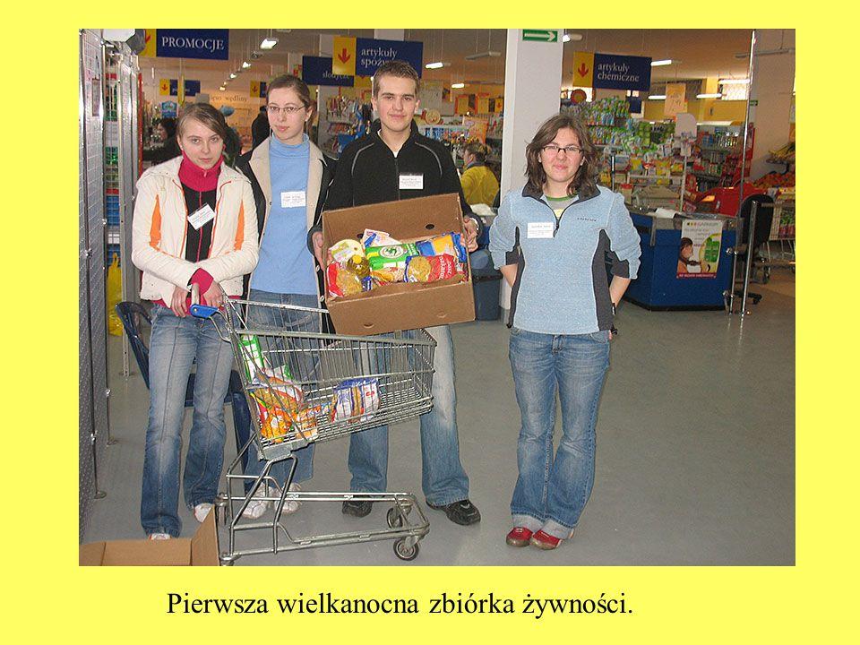 Spotkanie z misjonarzem z Syberii ks.Eugeniuszem Spyrką W 2006r.