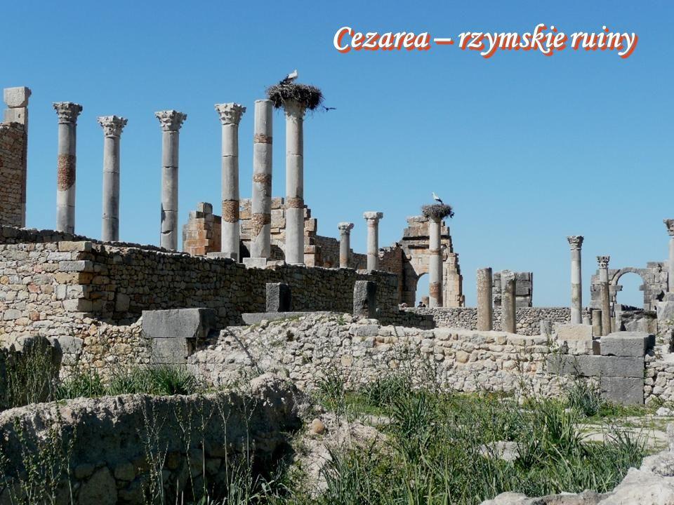 Cezarea - rzymski akwedukt Cezarea - rzymski akwedukt