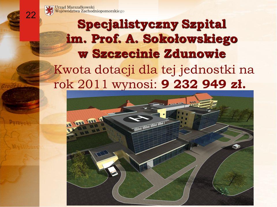 Specjalistyczny Szpital im.Prof. A.