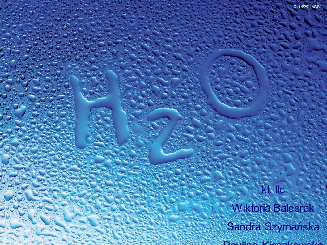 * Znaczenie wody (Wisła) w naszym mieście.* Jak ocenia się czystość wody.
