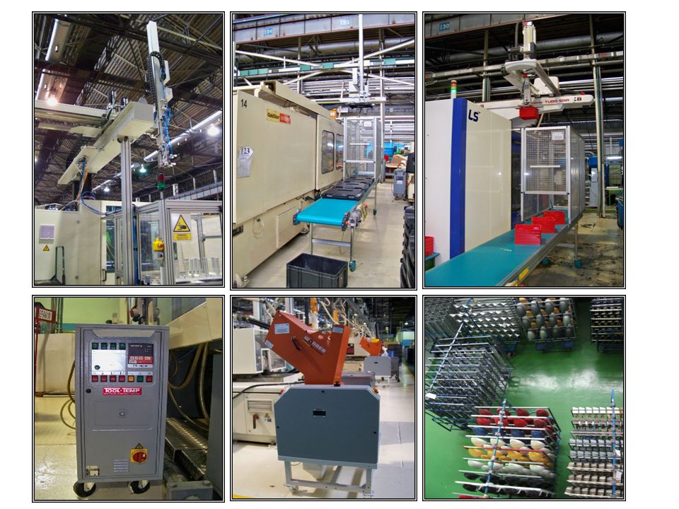 Technologia IML Maszyna 2K Battenfeld HMMR 300/225OH/3505