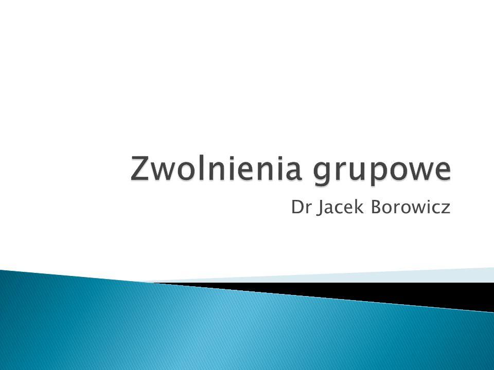 Dr Jacek Borowicz