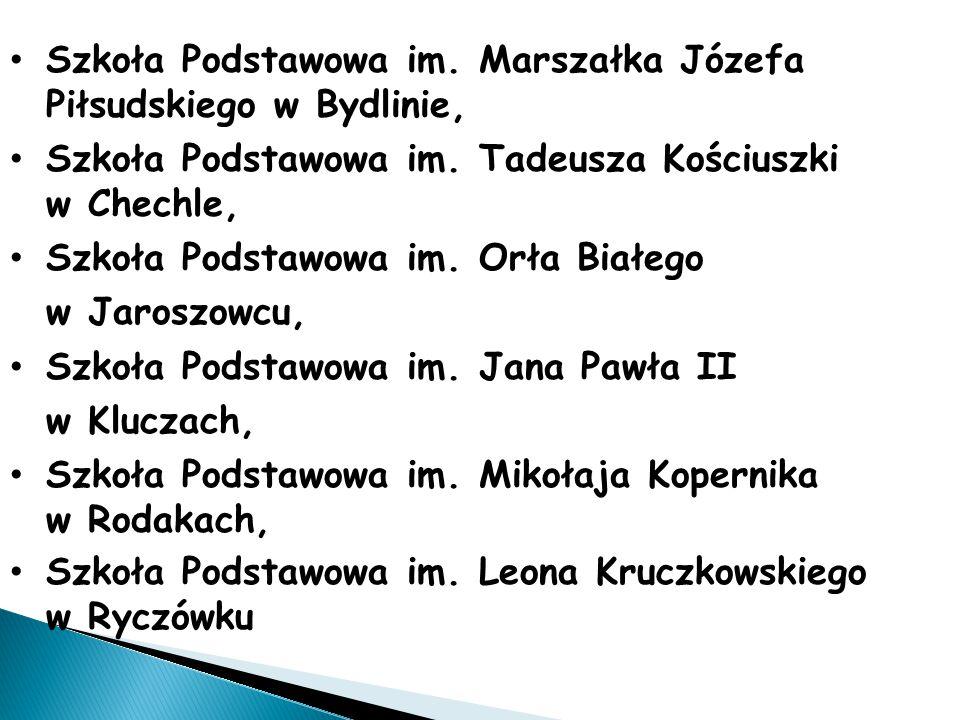 Szkoła Podstawowa im. Marszałka Józefa Piłsudskiego w Bydlinie, Szkoła Podstawowa im.
