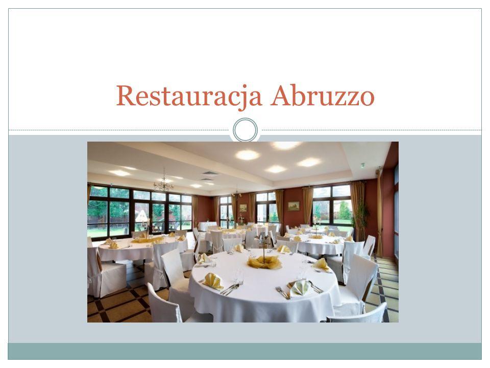 Restauracja Abruzzo