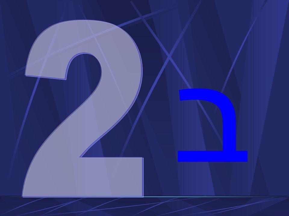 """Liczba dwa oznacza: Najmniejszą liczbę, większą od jednego Najmniejsza liczba świadków konieczna do stwierdzenia prawdy """"Do orzeczenia czyjejś winy lub grzechu nie wystarczy jeden świadek."""