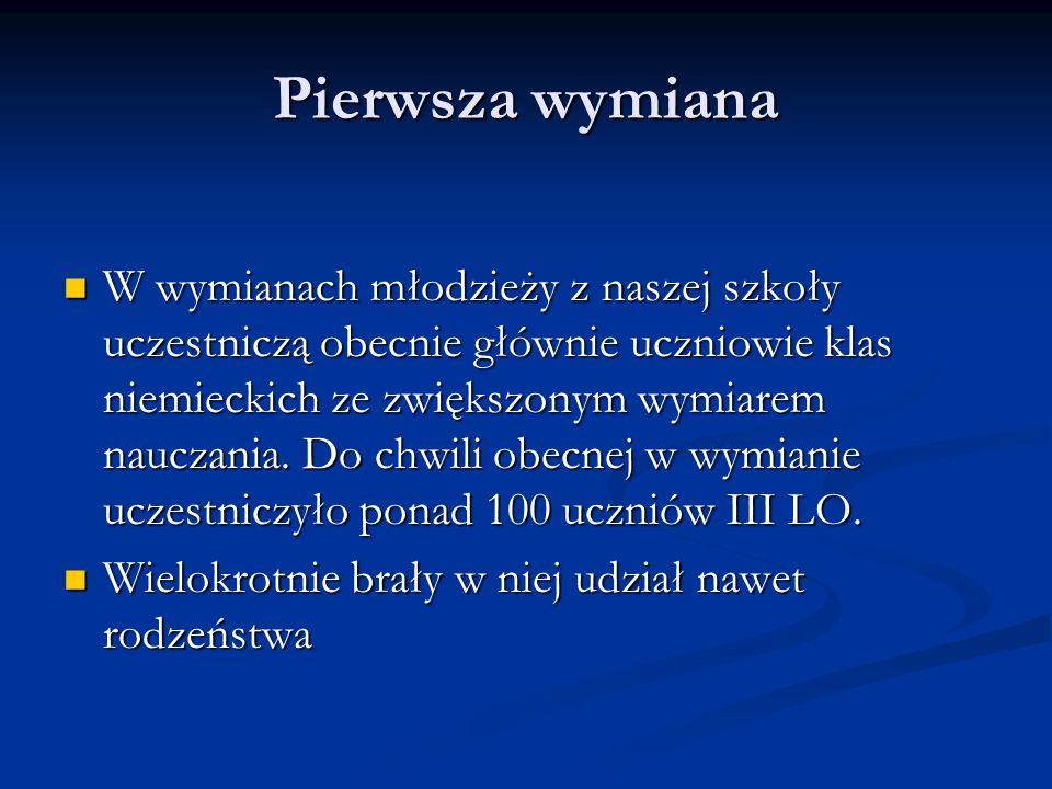 Za koordynację projektu odpowiadają: Ambasada Niemiec w Warszawie, Instytut Goethego i Centralny Wydział Szkolnictwa za Granicą (Zentralstelle für das Auslandsschulwesen).