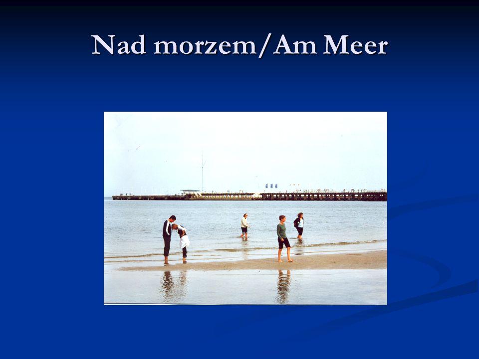 Nad morzem/Am Meer