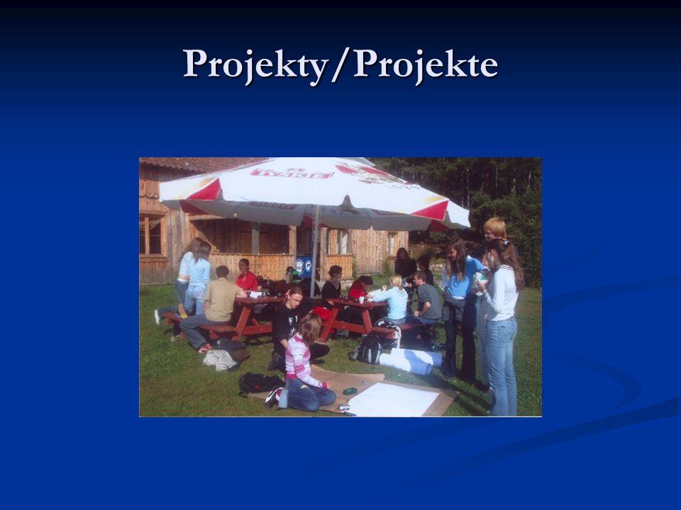 Projekty/Projekte