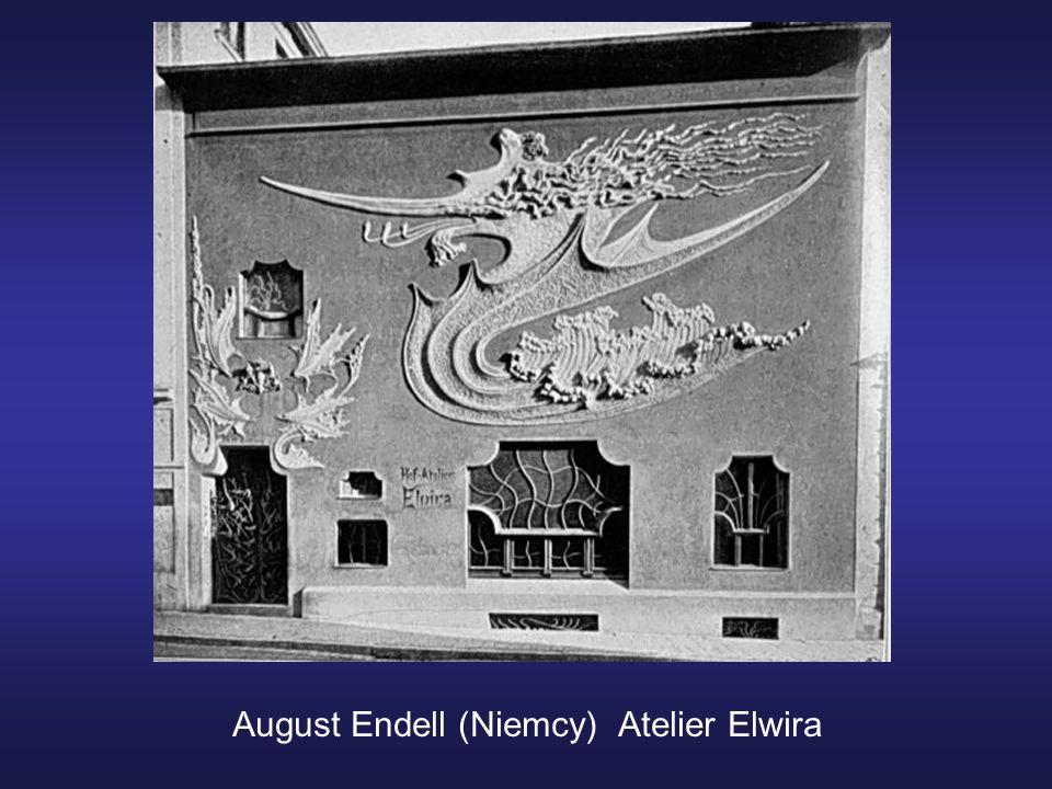 August Endell (Niemcy) Atelier Elwira