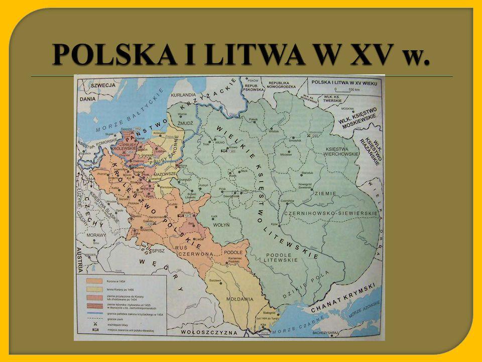 Po śmierci Witolda, Świdrygiełło (brat Jagiełły) ogłosił się władcą niezależnym; Litwini powołali na tron Zygmunta Kiejstutowicza, który uzyskał poparcie Polski i odnowił w 1432r.
