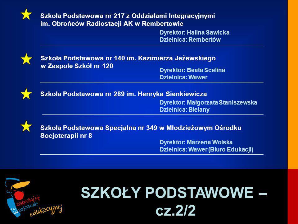 Szkoła Podstawowa nr 140 im.