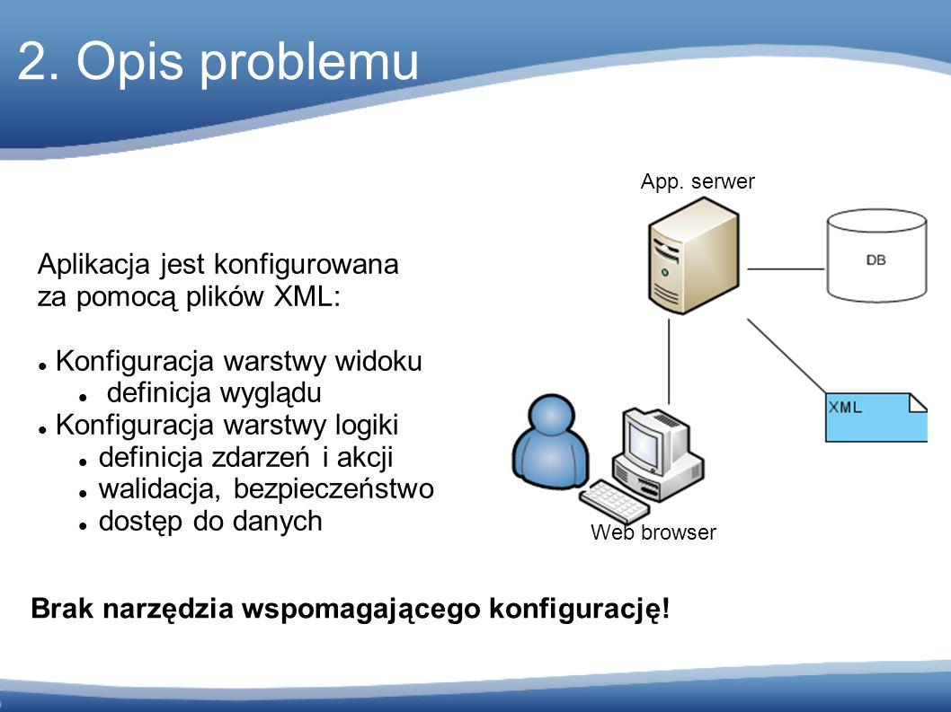 2. Opis problemu App.