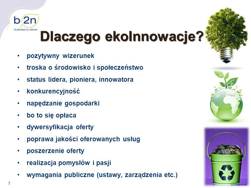 5 Dlaczego ekoInnowacje.