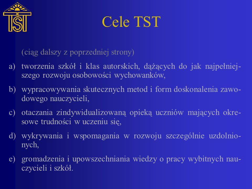 Złota Lista Członków Honorowych Federacji Stowarzyszeń TST, SSA, SNO Mgr Barbara Josiak (wicekurator oświaty w województwie dolnośląskim) - za wspieranie innowacji pedagogicznych i za przyjazne kontakty z wieloma szkołami, a szczególnie z V LO we Wrocławiu i II LO w Wałbrzychu.