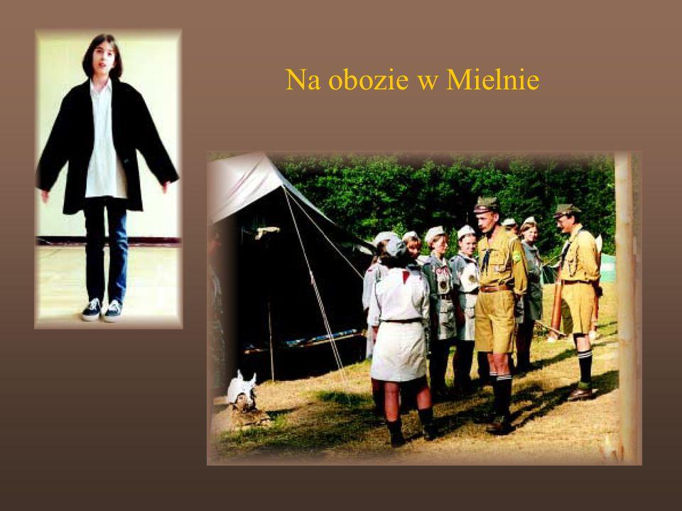 Na obozie w Mielnie
