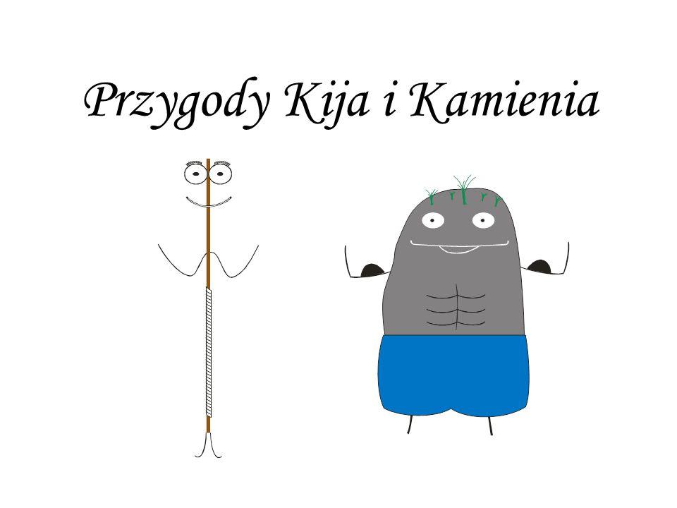 Przygody Kija i Kamienia