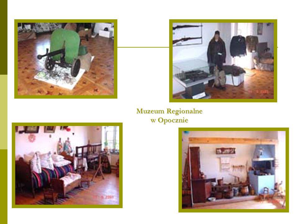 Muzeum Regionalne w Opocznie