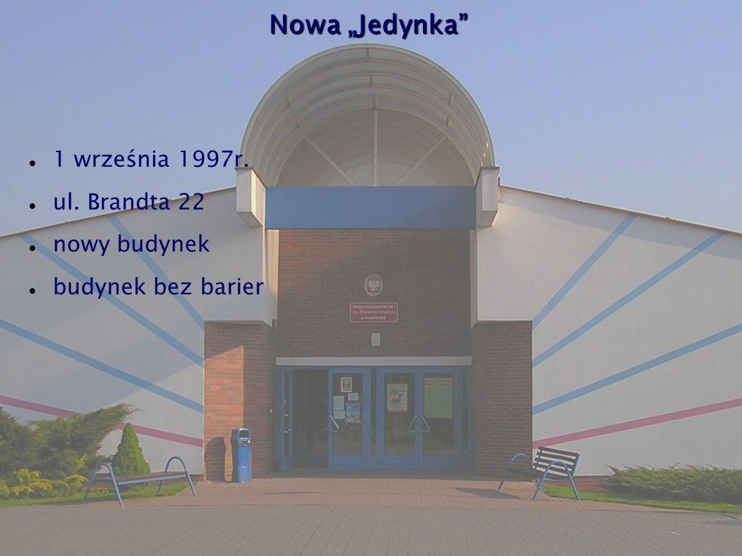 Szkoła Podstawowa nr 1 w Piastowie im. ks. Stanisława Staszica R E A K T Y W A C J A S Z K O Ł Y