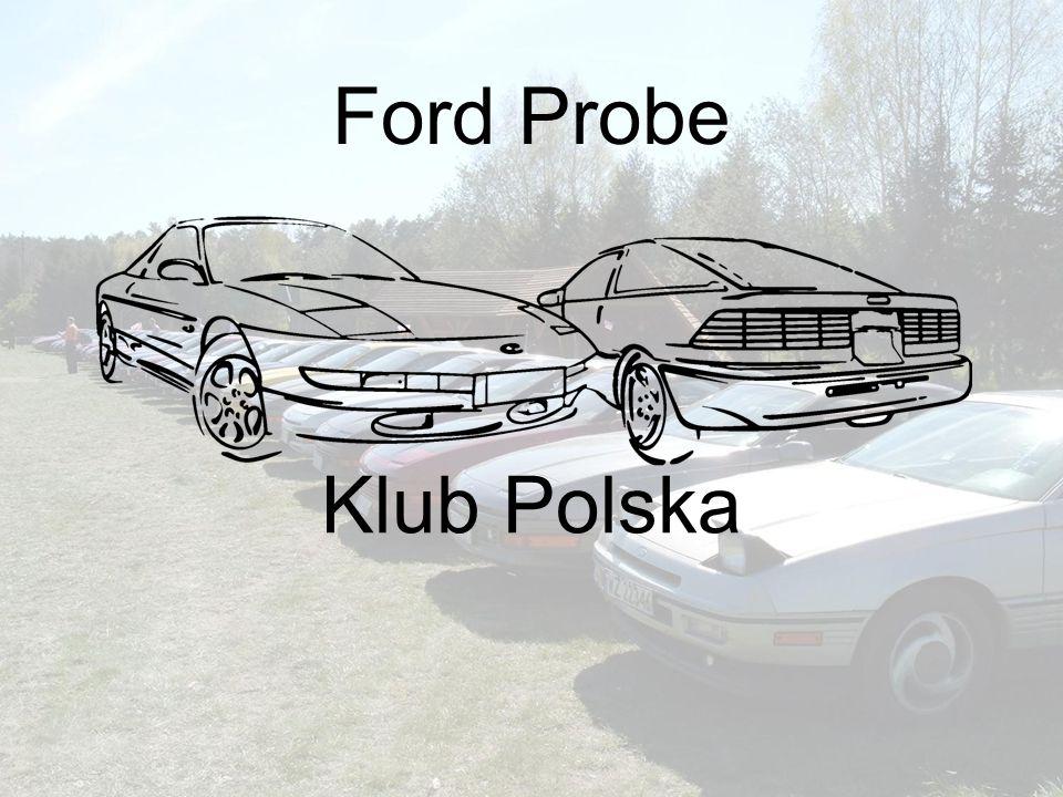 Klub Polska Ford Probe Dziękujemy!