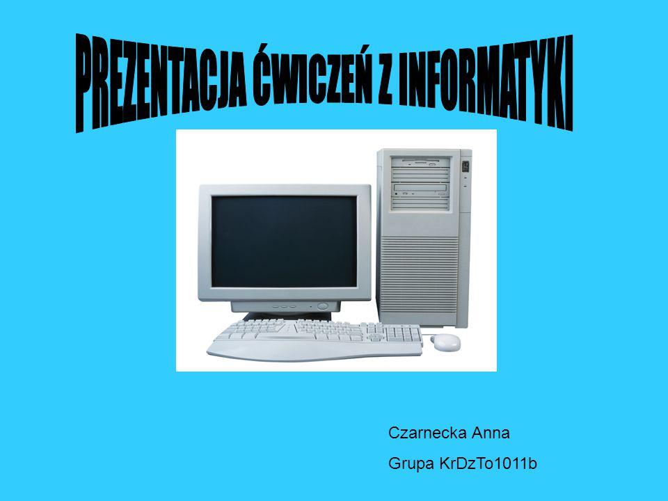 Czarnecka Anna Grupa KrDzTo1011b