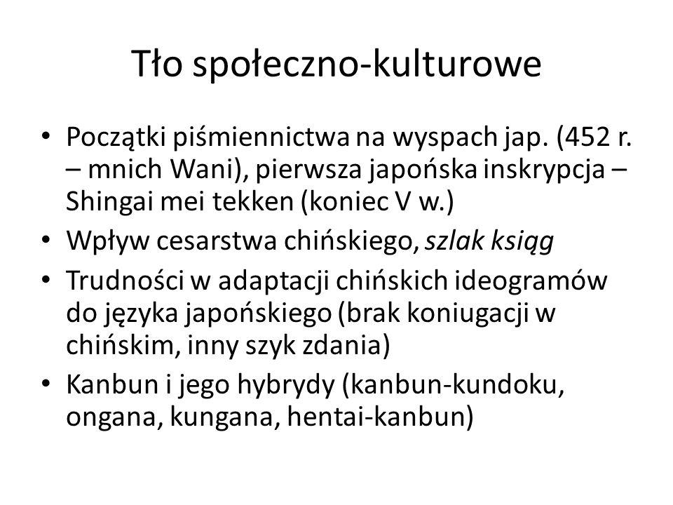 Dwujęzyczność dworu Yamato na przełomie IX-X ww.