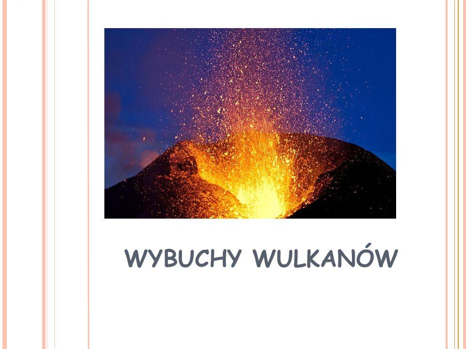 Jak zbudowany jest wulkan?