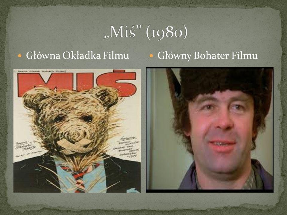 Główna Okładka Filmu Główny Bohater Filmu