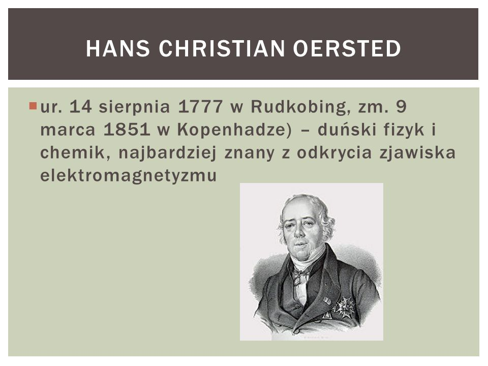  ur.14 sierpnia 1777 w Rudkobing, zm.