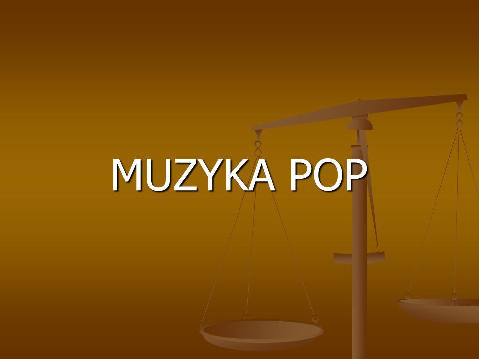MUZYKA POP MUZYKA POP