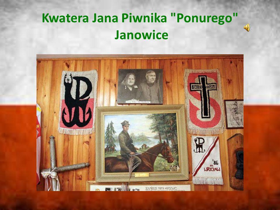 Kwatera Jana Piwnika Ponurego Janowice