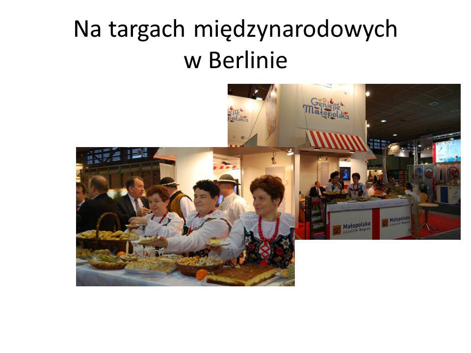 Na targach międzynarodowych w Berlinie