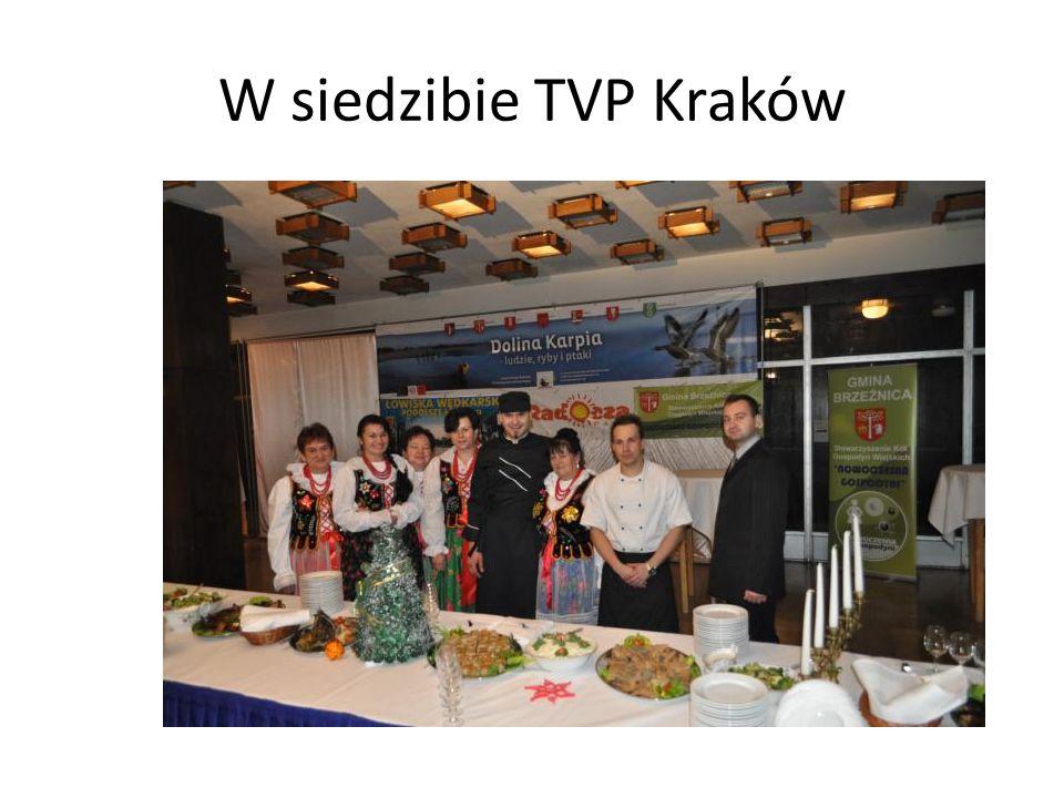 W siedzibie TVP Kraków