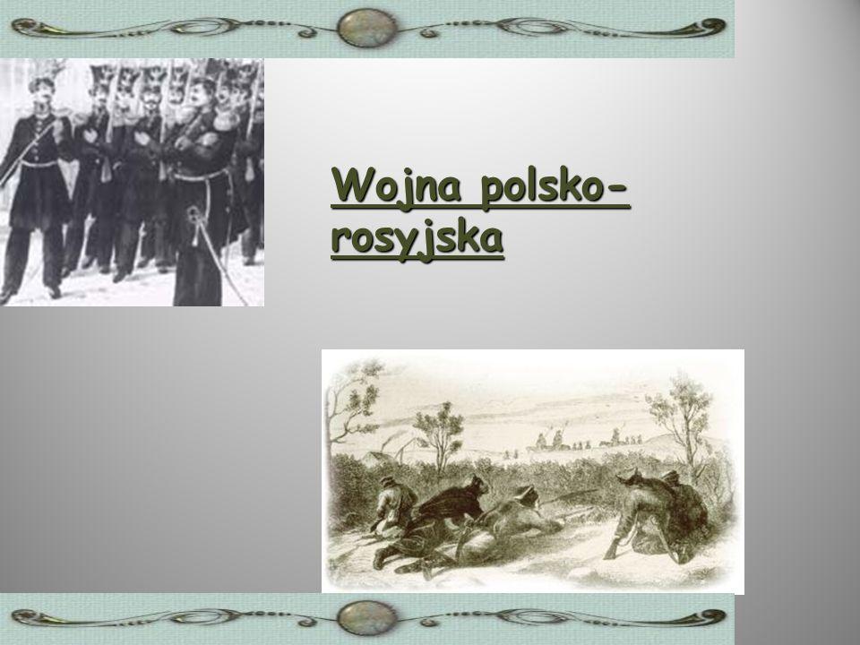 W celu stłumienia powstania car skierował 115- tysięczną armię pod dowództwem Iwana Dybicza, która 5 lutego przekroczyła granicę Królestwa Polskiego.