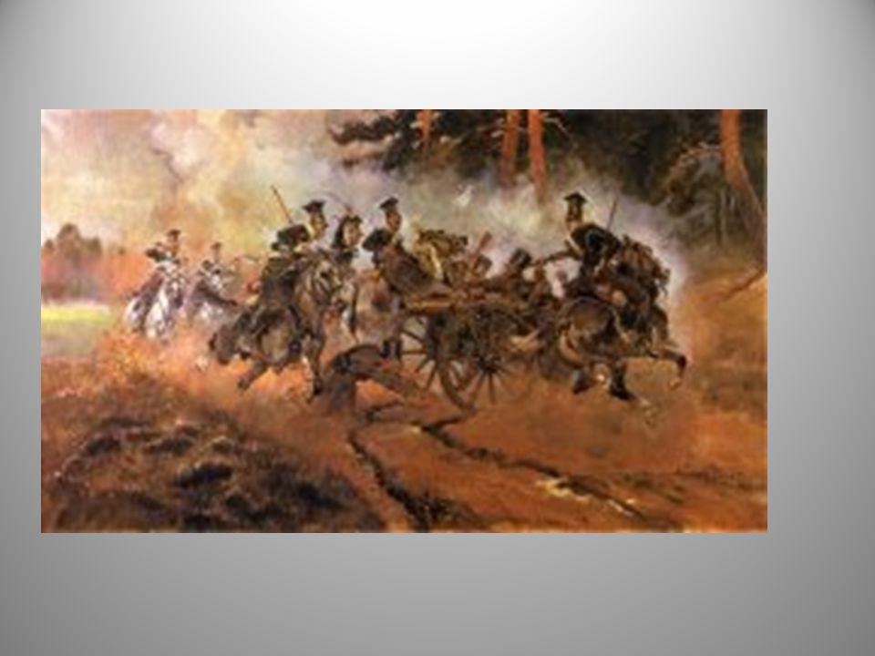 Wojna polsko-rosyjska W czasie krwawej bitwy poważnie ranny został faktyczny głównodowodzący sił powstańczych - generał Józef Chłopicki, który po tym wydarzeniu ostatecznie wycofał się z udziału w wojnie.
