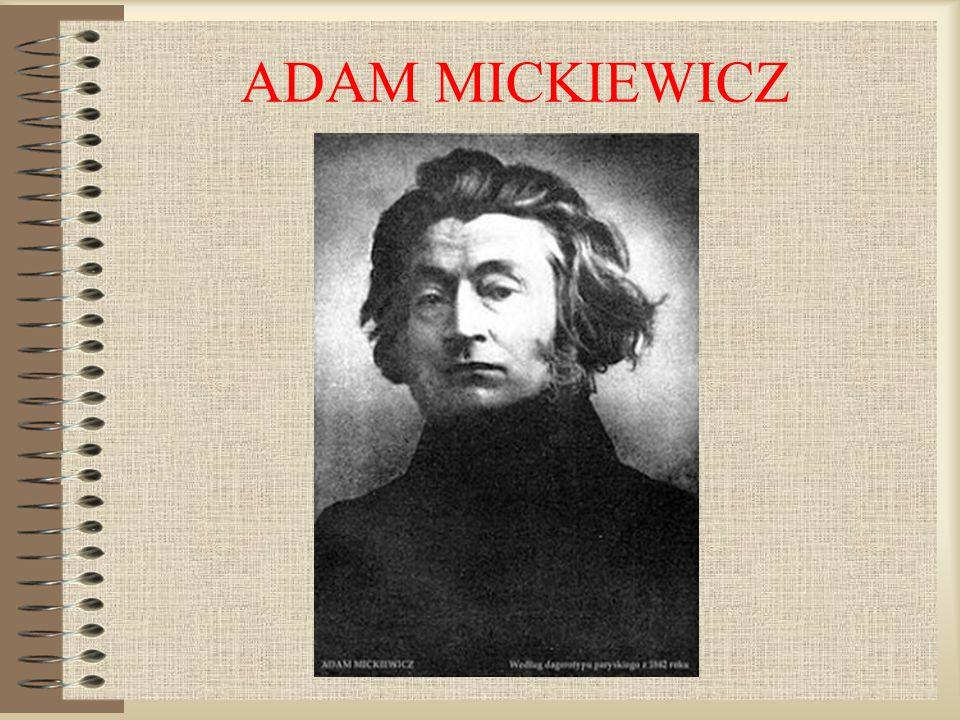 Urodzony 24 grudnia 1798 roku w Zaosiu koło Nowogródka, zmarł 26 listopada 1855 w Konstantynopolu (Istambuł – Turcja) – polski poeta, działacz i publicysta polityczny.