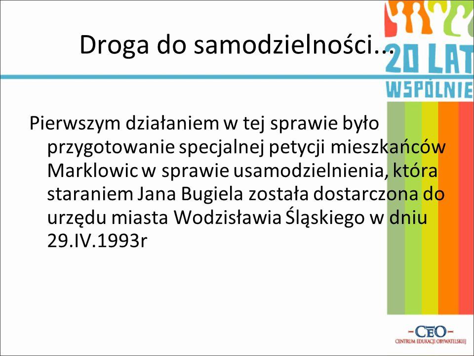 1 Fragment wywiadu z ks.Kazimierzem Kopciem Droga do samodzielności...
