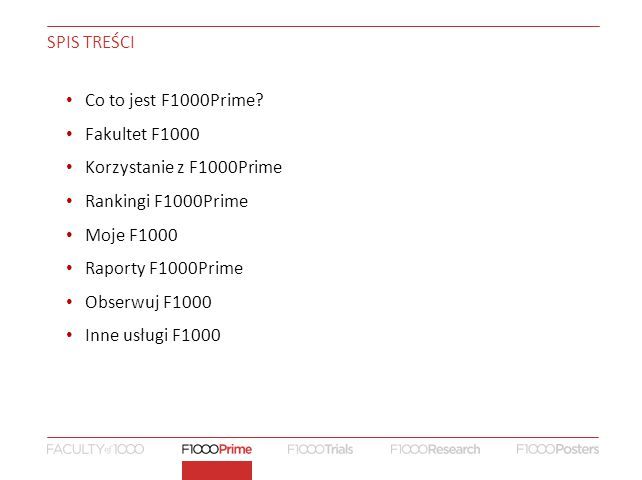 CO TO JEST F1000PRIME?