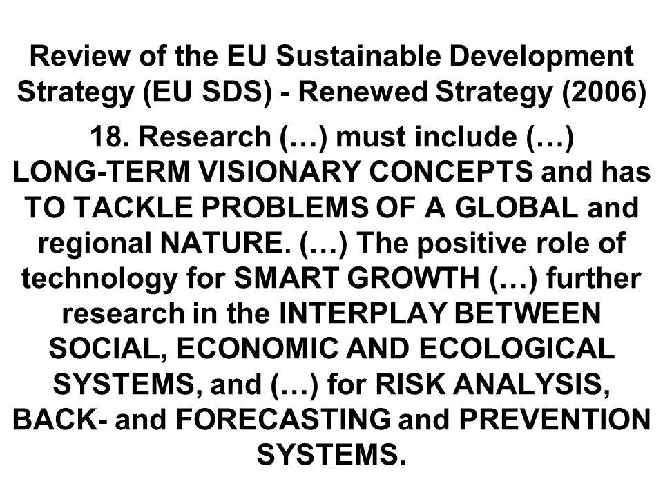 """Konsekwencją wstrzymania rozwoju i """"steady state / zerowego wzrostu będzie brak ultrastablności, w tym zdolności tworzenia rezerw zasobów życia."""