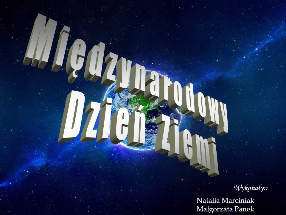 Wykonały:: Natalia Marciniak Małgorzata Panek