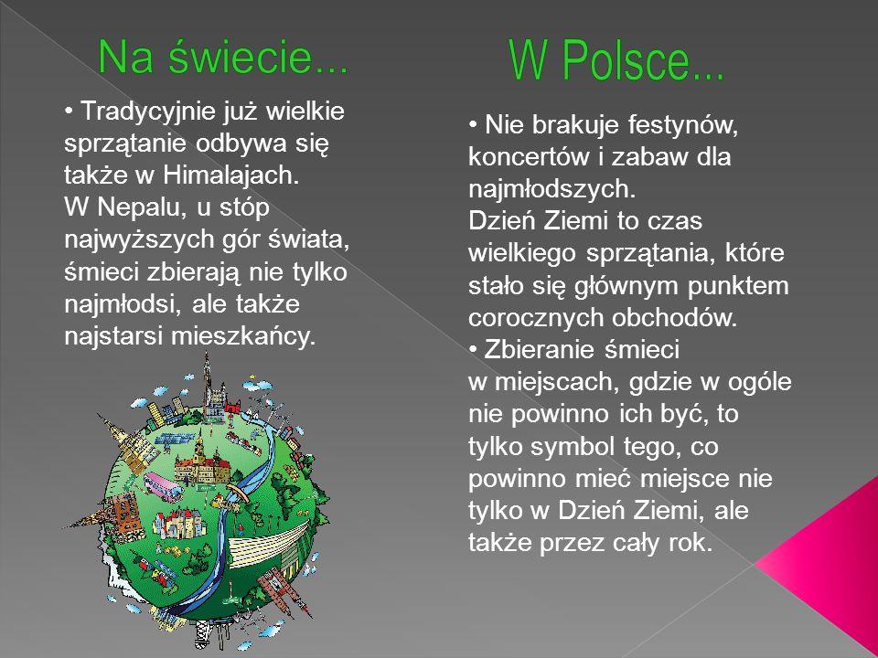 Recykling - jedna z metod ochrony środowiska naturalnego.